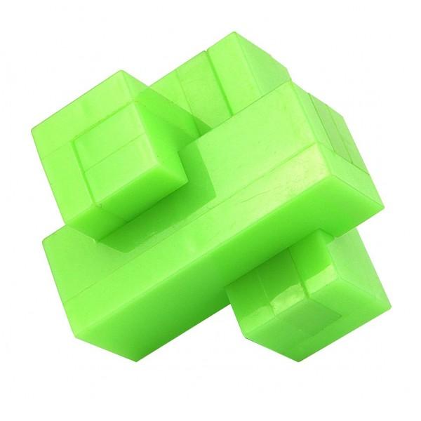"""Fluoreszierendes Puzzle """"Block"""""""