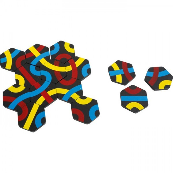 "Puzzlespiel ""Pfade"""