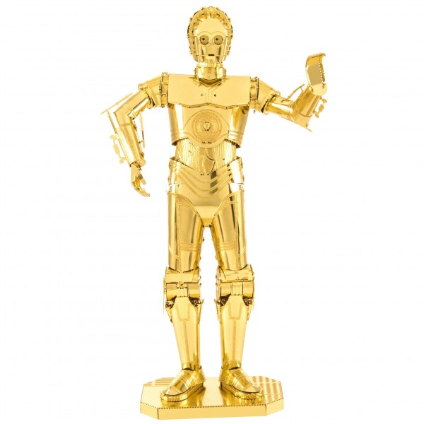 Metal Earth: STAR WARS C-3PO