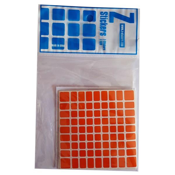 Z-Stickers für ShengShou 9x9x9
