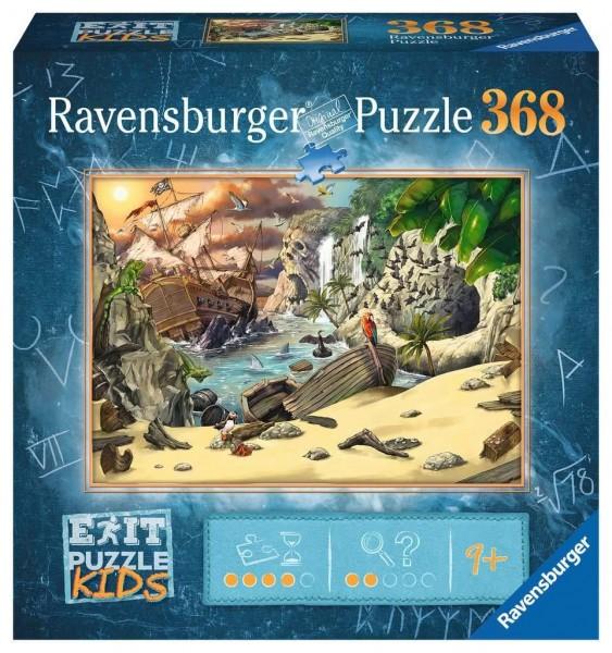 Exit Puzzle Kinder: Das Piratenabenteuer (368 Teile)