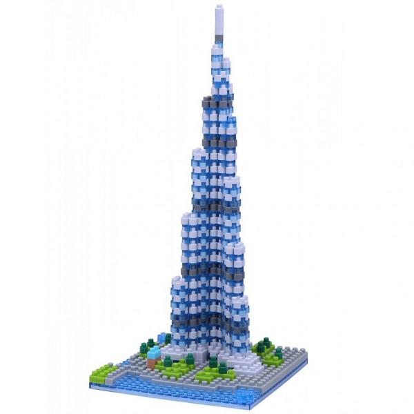 Nanoblock: Burj Khalifa