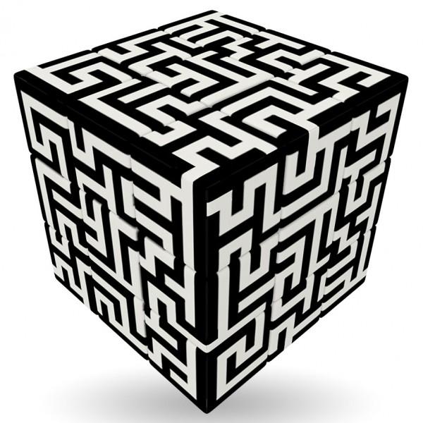 V-Cube 3 - Labyrinth