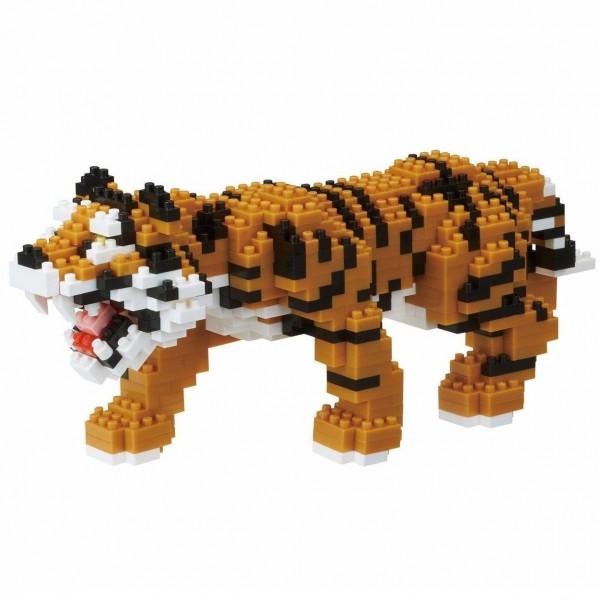 Nanoblock: Bengal Tiger Deluxe Edition