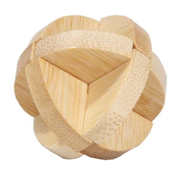 """Bambus-Puzzle in der Dose """"3 Scheiben"""""""