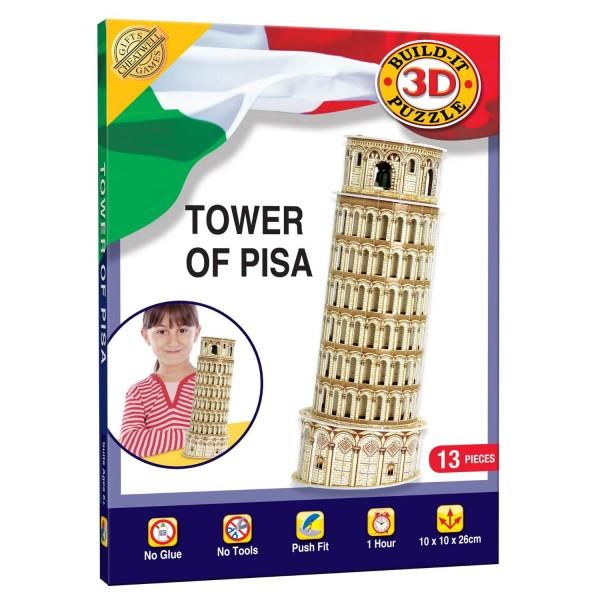 Cheatwell Build-It 3D: Schiefe Turm von Pisa