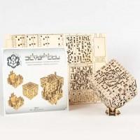 Silver City Puzzle Box Bausatz