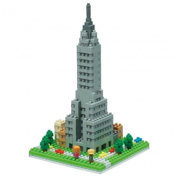 Nanoblock: Chrysler Building