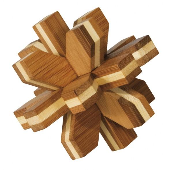 "Bambuspuzzle ""Kristall"""