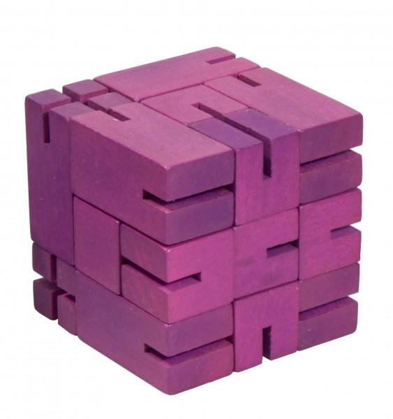 Flexi Cube violett