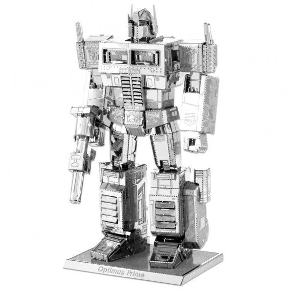 Metal Earth: Transformers Optimus Prime