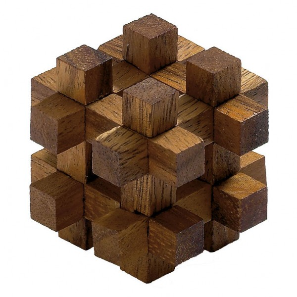 Holzpuzzle Andromeda