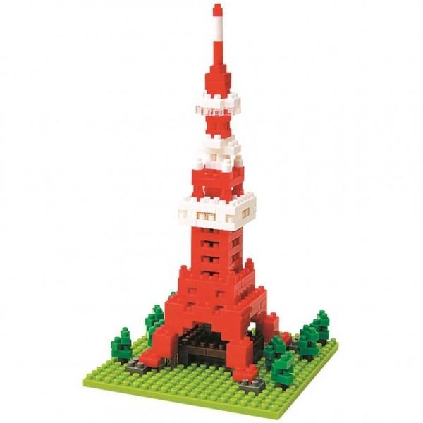 Nanoblock: Tokio Tower