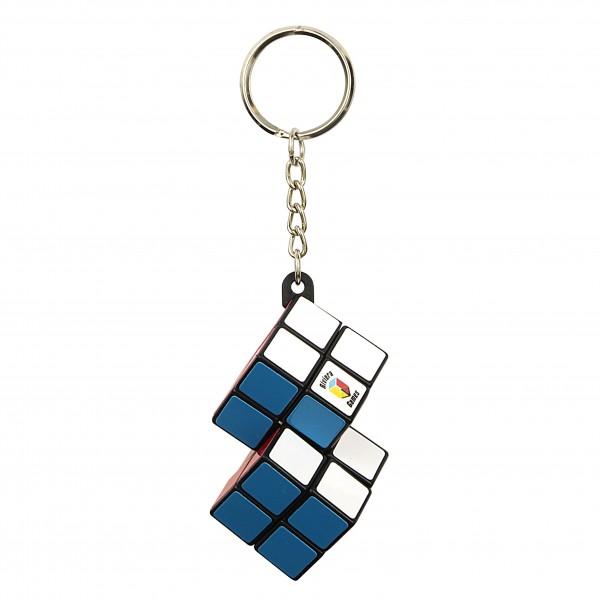 Schlüsselanhänger Double Cube