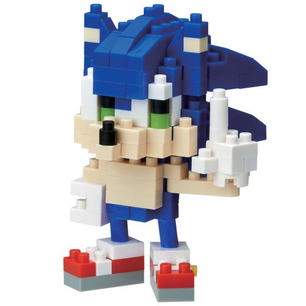 Nanoblock: Sonic the Hedgehog - Sonic