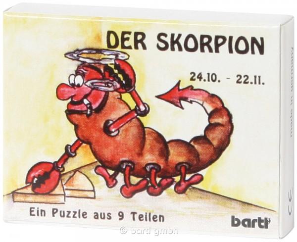 Mini-Skorpion-Puzzle