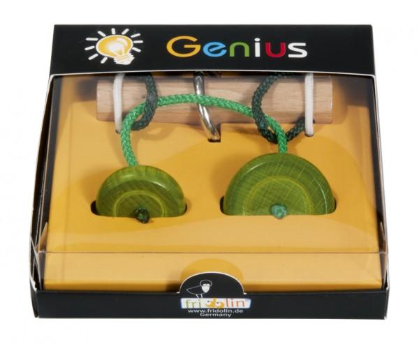 "Holzpuzzle Genius ""Befreie den Ring 2"""