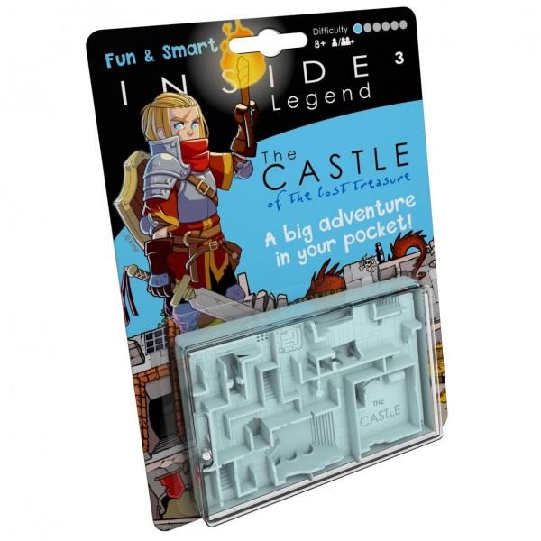 INSIDE³ Legend - The Castle