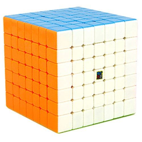 MoFangJiaoShi 7x7 MF7 Stickerless Magic Cube
