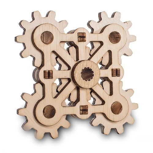 Eco Wood Art: Twister Mini