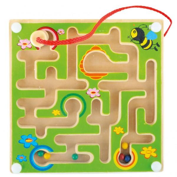 Magnetisches Labyrinth grün