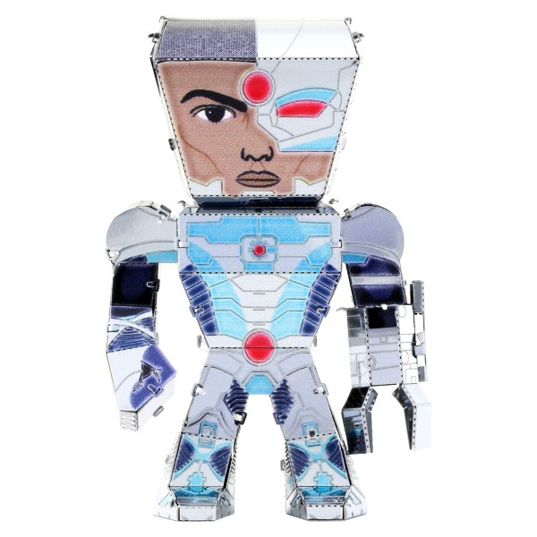 Metal Earth: Legends Justice League Cyborg