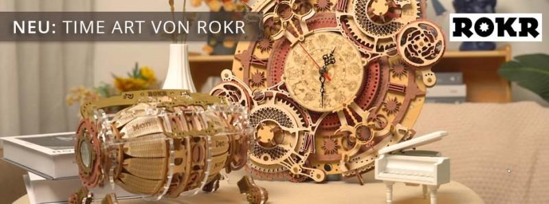 Rokr Time Art