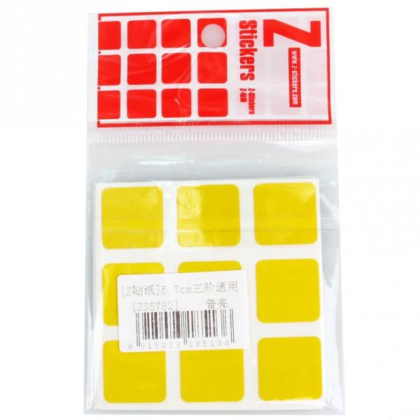 Z-Stickers für 3x3x3 57mm