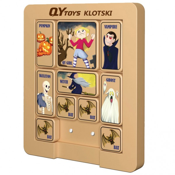 QiYi Halloween Escape Sliding Klotski