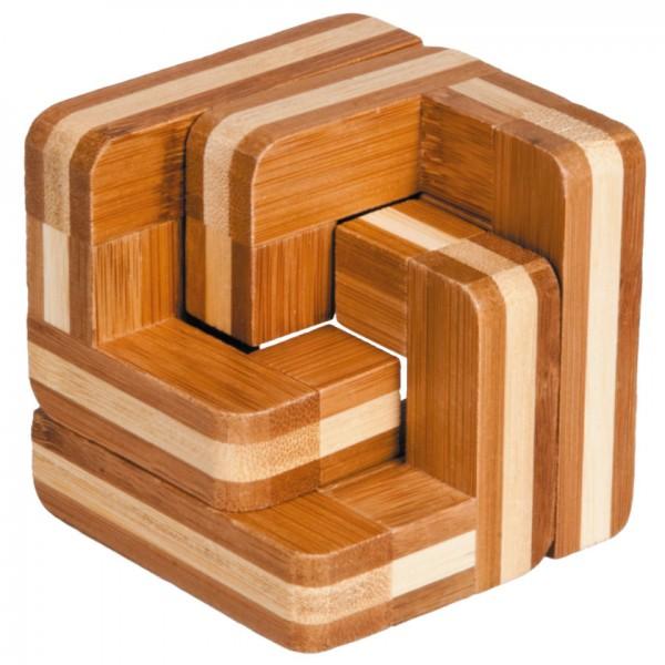 "Bambuspuzzle ""Treppen"""