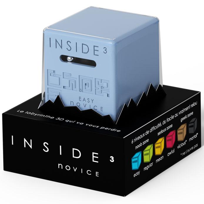INSIDE³ Serie noVice