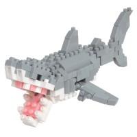 Nanoblock: Great White Shark 2