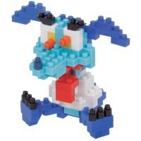 Nanoblock: Crash Bandicoot Ripper Roo
