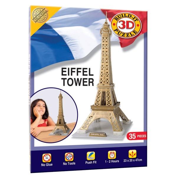 Cheatwell Build-It 3D: Eifelturm
