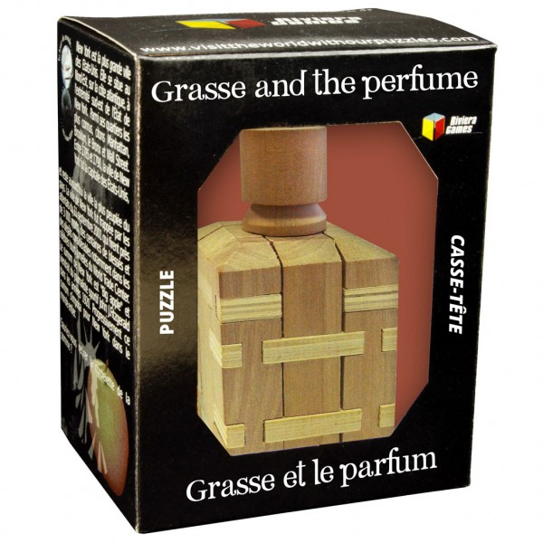 Grasse and the Perfume