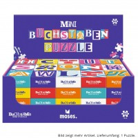 Mini Buchstaben Puzzle - A
