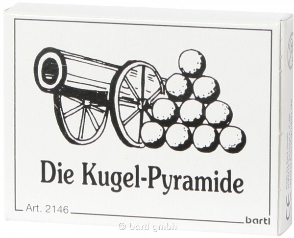 Die Kugel-Pyramide