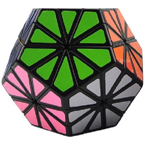 QJ Pyraminx Crystal Magic Cube