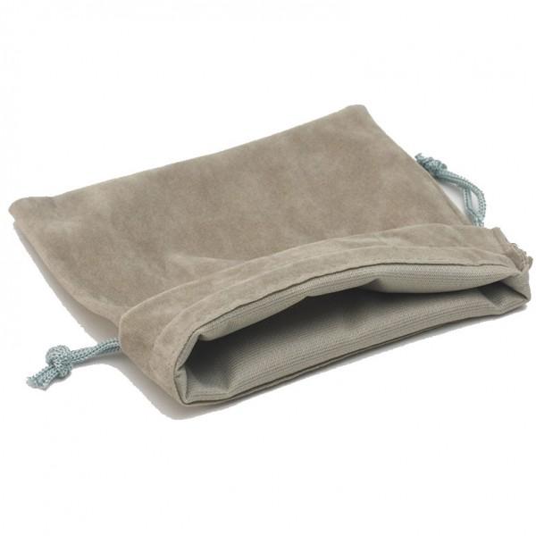 Soft Velvet Bag Grau