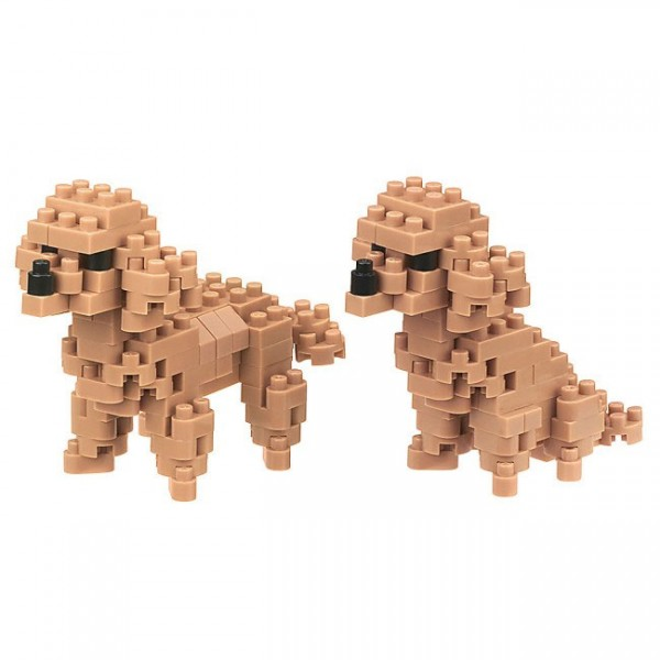 Nanoblock: Toy Poodle