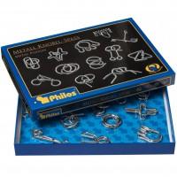 Metall Knobel-Spass 12er Set
