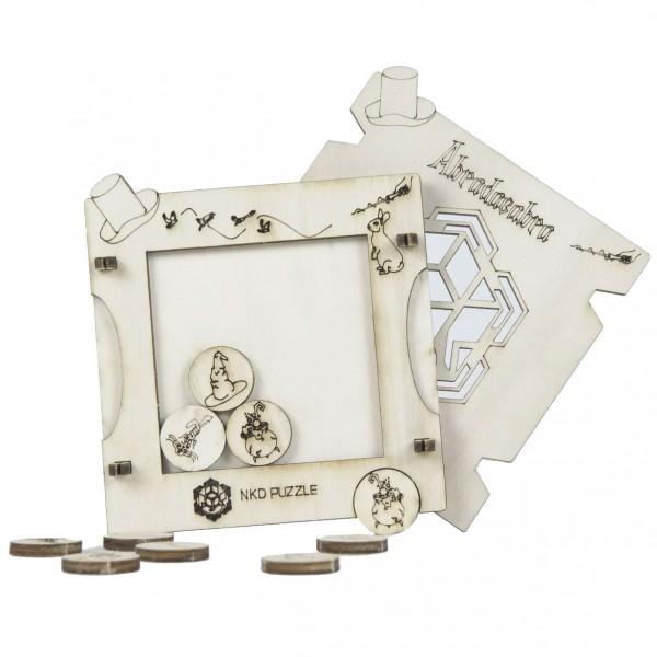 Abracadabra Holzpuzzle