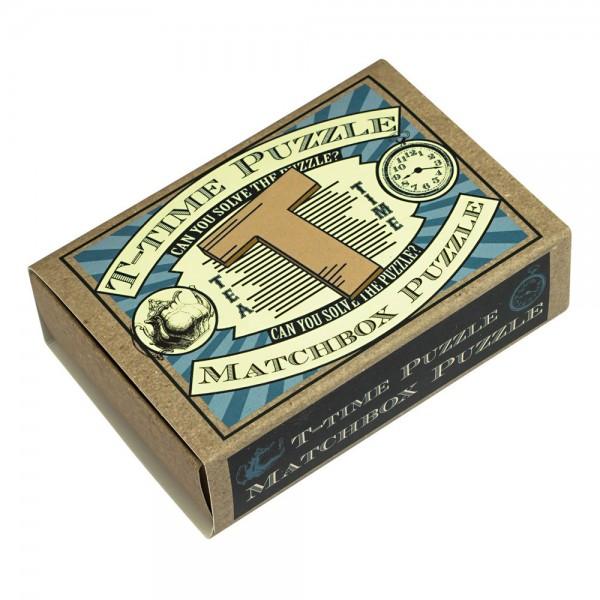 Matchbox Puzzle T-Time Puzzle