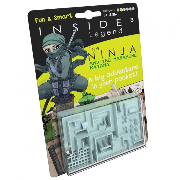 INSIDE³ Legend - The Ninja