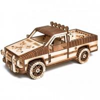 Wood Trick: Pickup Truck