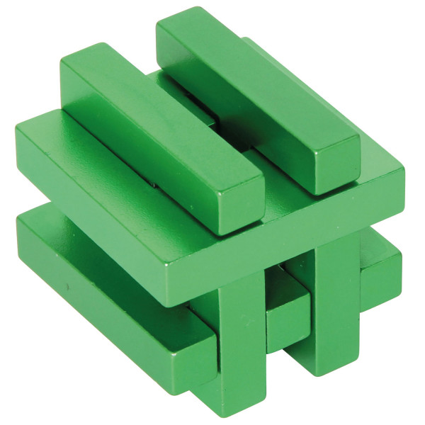 Hashtag Metall Puzzle in der Dose