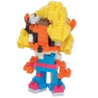 Nanoblock: Crash Bandicoot Coco