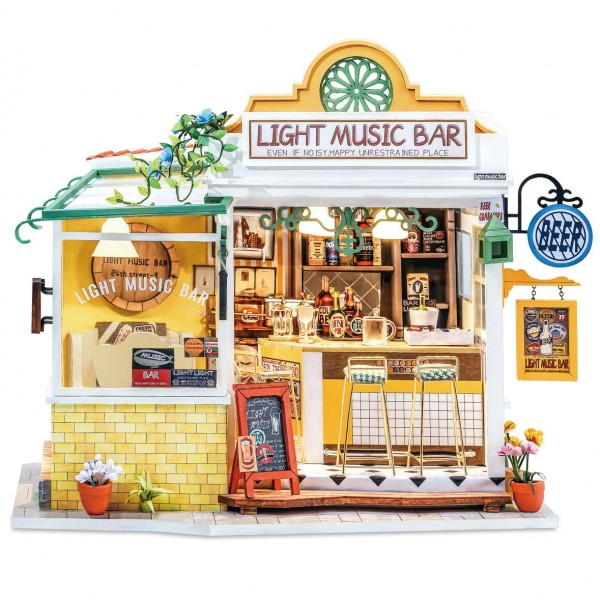 Rolife: Light Music Bar