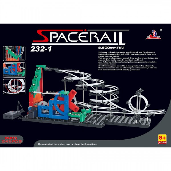 Spacerail: Lifter Level 1