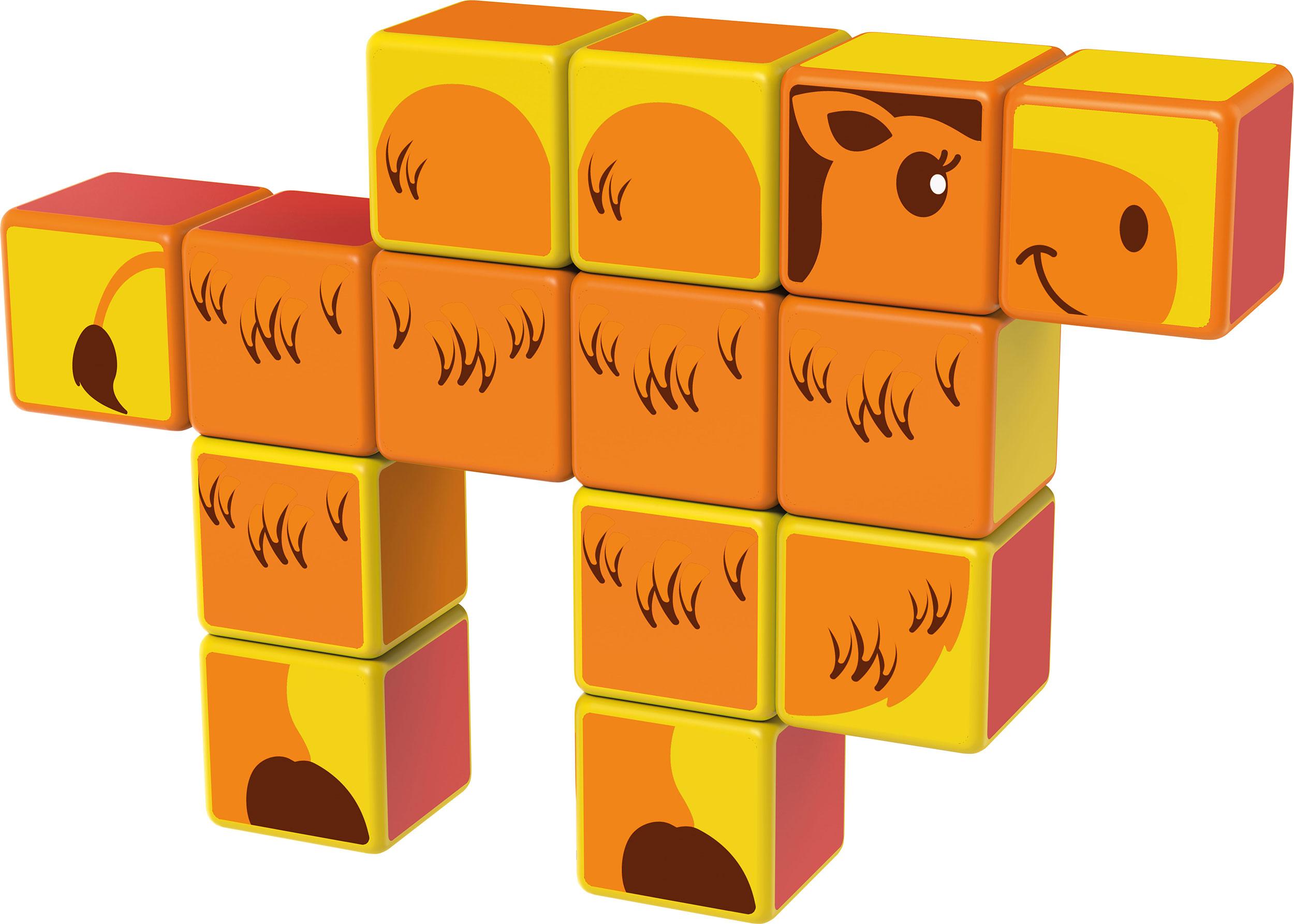 Geomag MAGICUBE 8400135 Safari Park